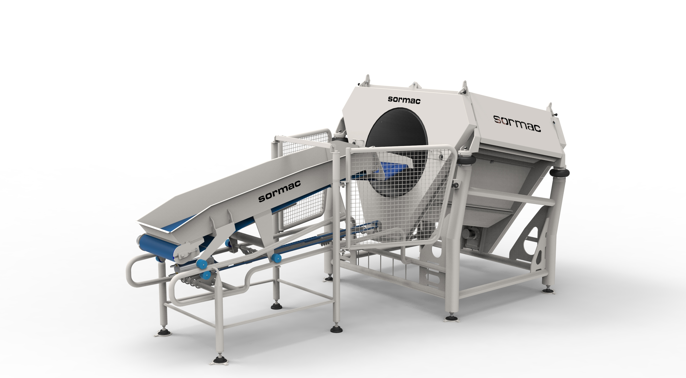 Sormac SC Continuous Dryer