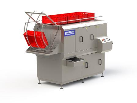 Unikon Crate Washer